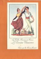 """Illustrateur Jean DROIT - Les Vieilles Provinces De France - """"Le Comtat Vénaissin """" Edité Par Les Farines Jammet - Droit"""