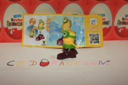 Kinder Surprise = Minion =FF290  + Bpz Neutre - Monoblocchi