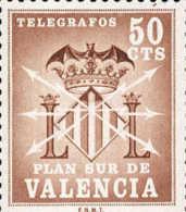 Plan Sur De Valencia 02 ** Escudo. 1963 - 1931-Hoy: 2ª República - ... Juan Carlos I