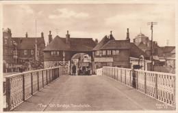 TUCK; SANDWICH, Dover, Kent, England, United Kingdom; The Toll Bridge, PU-1939 - Dover