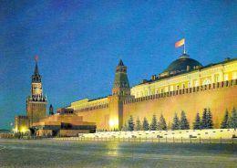 4 AK Russia Russland * Moskau U.a. Palast Im Kreml, Leninmausoleum Und Der Kreml, Das Bolschoi Theater * - Russie
