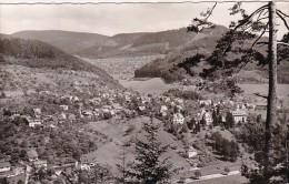 Germany Gernsbach-Scheuern im Murgtal Totalansicht 1959 Photo