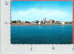 CARTOLINA VG ITALIA - Riviera Di RIMINI - Veduta Dal Mare - 10 X 15 - ANN. 1968 - Rimini