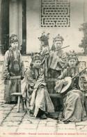 INDOCHINE(TYPE) MUSICIEN_CHANTEUR - Vietnam