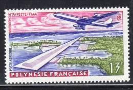 POLYNESIE - 1960 - PA N°5 ** - Neufs