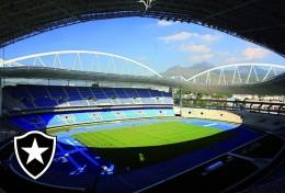 Stadium Olimpico João Havelange ( Engenhão)(Botafogo,Brasil ) Postcard - Size: 15x10 Cm. Aprox. - Fútbol