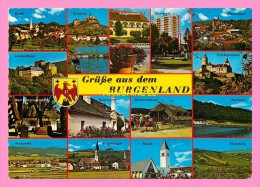 CPM  BURGENLAND - Autriche