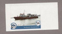 Privatpost - Nordkurier - Schiffe - Feuerwehrschiff FLB 40 3 - Schiffe