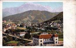 R! Bahnstation KONJIKA (Konjic Bosnien) - Eisenbahnstrecke SARAJEVO - MOSTAR, 1910?, Gebrauchspuren - Bosnien-Herzegowina