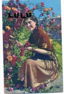 DEPT 06 : 2 Scans : Cueillette Des Roses - Non Classés