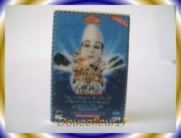 Cirque D'Hiver Bouglione....Lot De 4 Feves.. Ref AFF : 6-2006 ... (0031) - Personnages