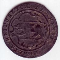 - SUISSE - Canton De Berne 1/2 Batzen 1785 - - Schweiz