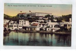 BERMUDA   St. Georges - Bermudes