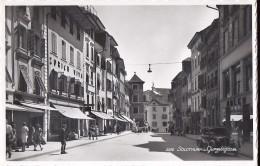 SOLOTHURN: Gurzelgasse Mit Oldtimer ~1940 - SO Soleure
