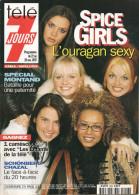 Télé 7 Jours N° 1956 - Semaine Du 22 Au 28 Nov 1997 - Spice Girls, Patrick Timsit, Janet Jackson, Les Frères Baldwin - Journaux - Quotidiens