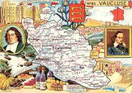 PINCHON - Année 1945 - Département Du Vaucluse (84) N°85 - Carpentras Apt Avignon Orange Malaucène Bollène Bédarrides - Autres Illustrateurs