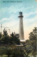 236383-Bermuda, Gibb's Hill, Light House, Phoenix Drug Company No 80 - Cartoline