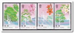 Hong Kong 1988, Postfris MNH, Trees - 1997-... Speciale Bestuurlijke Regio Van China