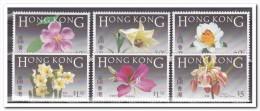 Hong Kong 1985, Postfris MNH, Flowers - 1997-... Speciale Bestuurlijke Regio Van China