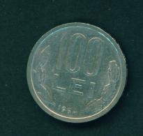 ROMANIA  -  1994  100l  Circulated Coin - Romania