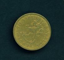 FINLAND  -  1963  50p  Circulated Coin - Finlande