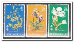 Hong Kong 1977, Postfris MNH, Flowers - 1997-... Speciale Bestuurlijke Regio Van China