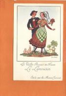 """Illustrateur Jean DROIT - Les Vieilles Provinces De France - """"Le Limousin """" Edité Par Les Farines Jammet - Droit"""