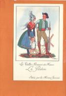 """Illustrateur Jean DROIT - Les Vieilles Provinces De France - """"Le Poitou """" - Edité Par Les Farines Jammet - Droit"""
