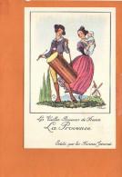 """Illustrateur Jean DROIT - Les Vieilles Provinces De France - """"La Provence """" - Edité Par Les Farines Jammet - Droit"""