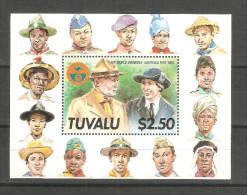 Hb-29 Tuvalu - Unused Stamps