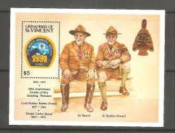 Hb-de Grenadines St Vicent. - Unused Stamps