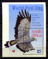 South Africa 1998 Sudafrica /  Birds Eagle MNH Vögel Aves Oiseaux / C10722  36-1 - Pájaros