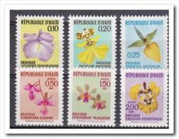 Haiti 1970, Postfris MNH, Flowers, Orchids - Haïti