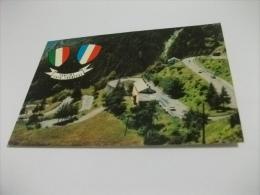 DOGANA CONFINE ITALO FRANCESE COL DI TENDA TORNANTI - Dogana