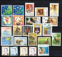 2002 Quasi Complète (pas Adhésif)  1509 / 1546**, Cote 44 € - Ganze Jahrgänge