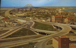 3 Postcard From Corpus Cristi Around 1968 - Corpus Christi
