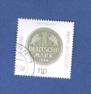 1998 N° 1828 PIÈCE DE 1 DM OBLITÉRÉ  1 DRESDEN - BRD