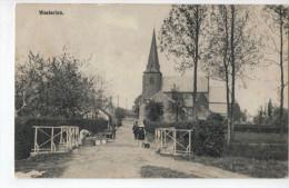 Westerloo : Kerk En Omgeving (1911) - Westerlo