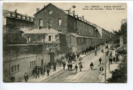 CPA LIMOGES Porcelaine - Limoges