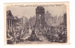 75 Série Ancien Paris N°54 Fontaine Du Marché Des Innocents - Arrondissement: 01