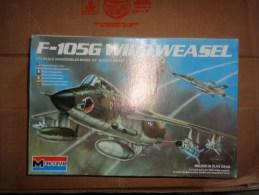 Maquette -monogram  F 105 G WILDWEASEL 1/72 REF 5431 - Airplanes