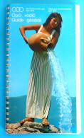 MEDITERRANEAN GAMES 1979. Programme & Guide * Jeux Mediterraneens Giochi Del Mediterraneo Juegos Mediterráneos Programma - Bücher
