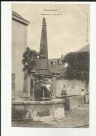 90 - Territoire De Belfort - Giromagny - La Fontaine - Animée- - Giromagny