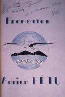 Photo Promotion Adrien Fétu Persévérer - Posters