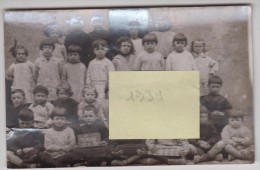 45 - Lorcy - Carte Photo - Classe 1931 - France