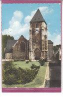 80.- SAINT-VALERY-SUR-SOMME .- L' Eglise Saint-Martin - Saint Valery Sur Somme