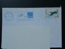 Tour De France 2006 Montelimar 26 Drome Flamme Neopost Bleue Sur Lettre Postmark On Cover (ex 5) - Wielrennen