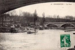 94 Charenton  Le Pont En L'etat - Charenton Le Pont