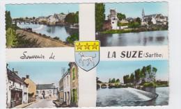 La Suze. Multivues. - La Suze Sur Sarthe
