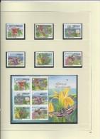 2011 MNH Alderney Year Collection, 5 Scans, Postfris** - Alderney